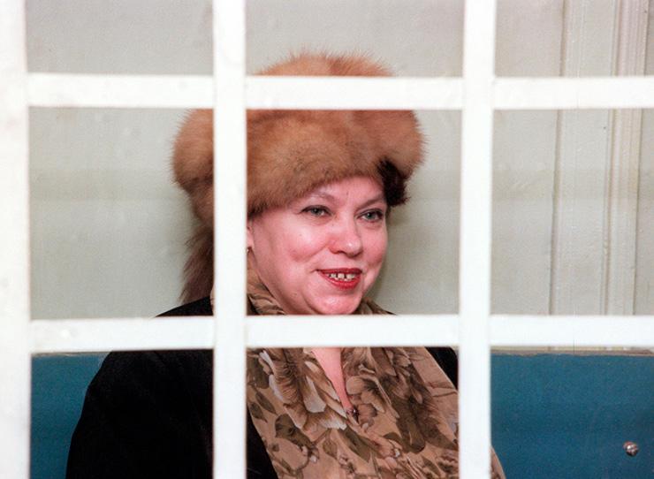 Валентина Соловьева.66 лет, основательница финансовой пирамиды «Властилина» (1993−1994)