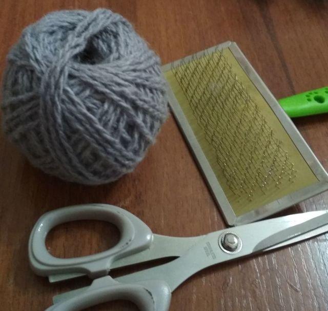 Как получить шерсть для валяния, фото № 1