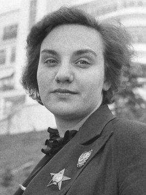 Валентина Гризодубова