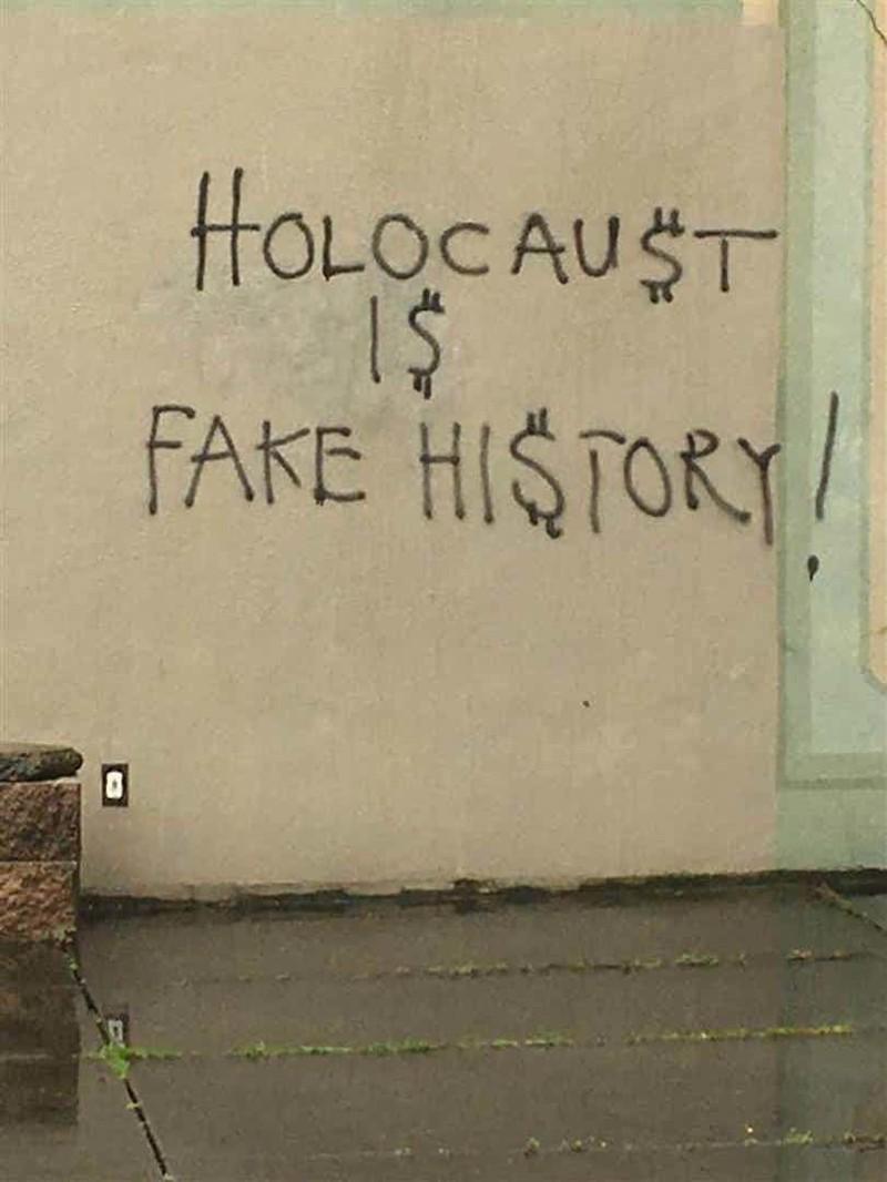 Отрицание Холокоста вторая мировая, факты, холокост