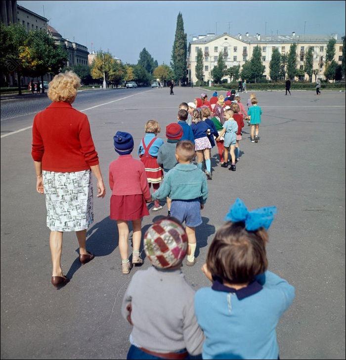 Счастье по-советски