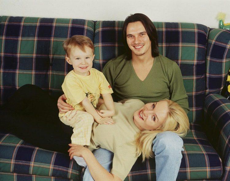Влад Сташевский: Семья, жена, ребенок. Фото
