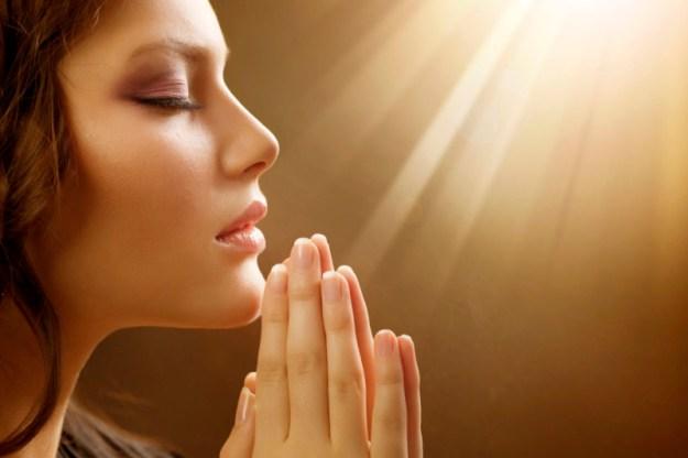 Молитва жены за мужа
