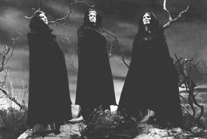 Самые известные ведьмы средневековья: страшная охота