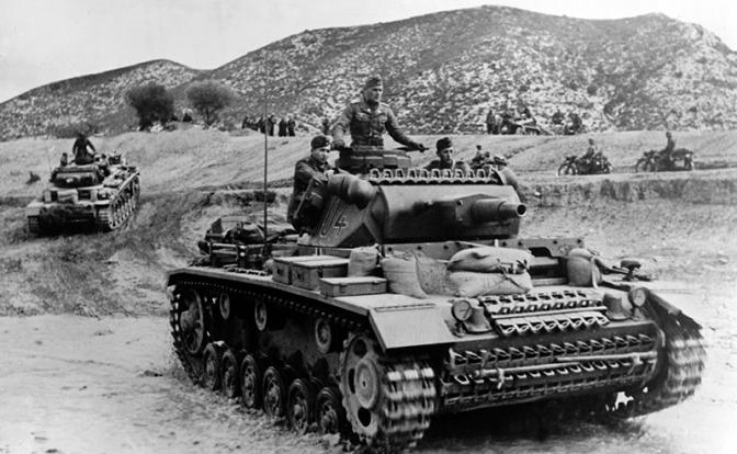 Весна 1943-го: Провал операции «Скачок»