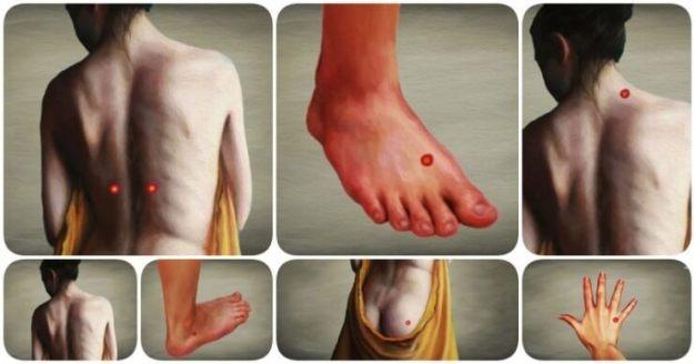 Волшебные Точки от боли в спине: целительная техника с 1000-летней историей