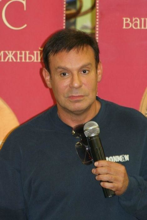 Ефим Шифрин — Нахим Шифрин. Настоящие фамилии советских и российских артистов