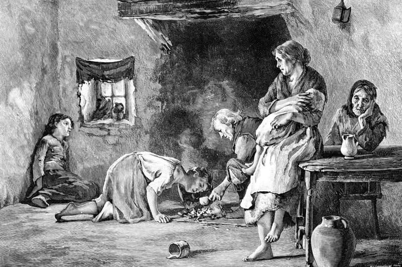 Ужасы Британии времен георгианской эпохи: 15 жутких фактов