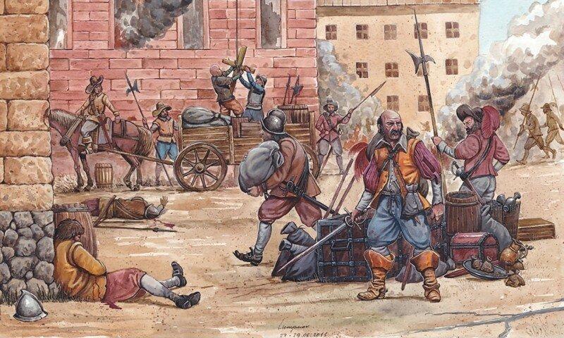 Алкаш, из-за которого погибли тысячи людей битва, история, разрушения, сражения
