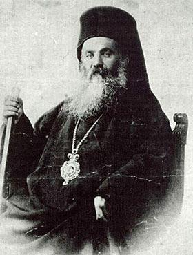 Митрополит Смирнский Хризостом