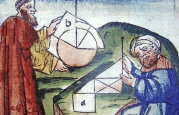 Мусульманские ученые и философы. / Фото:list25.com