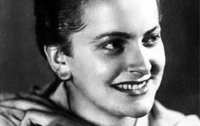 После войны надзирательница собиралась стать актрисой. | Фото: syl.ru.