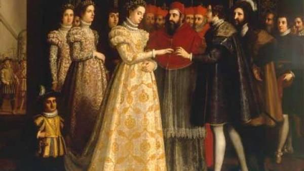 Королева Екатерина Медичи
