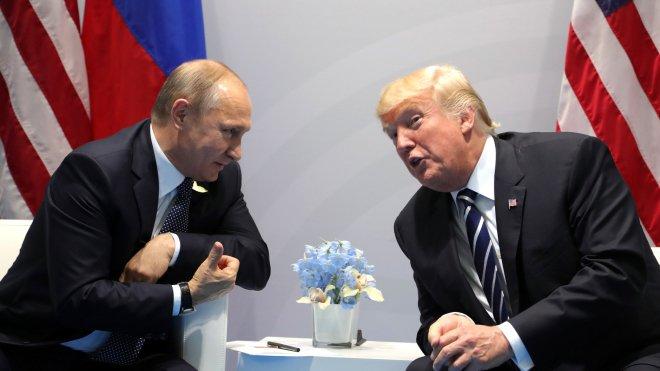 Горбачев рассказал Путину и Трампу, как решить все проблемы США и РФ