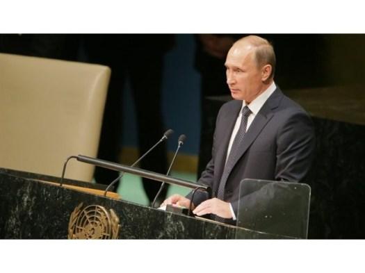 Владимир Путин: «Иду на Вы!»