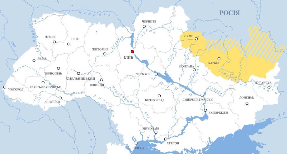 Когда Украина оберегала Россию
