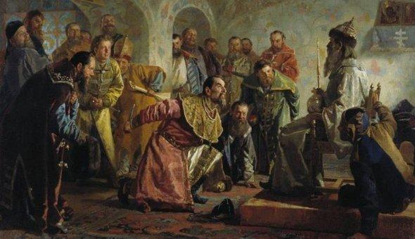 Как менялся образ Ивана Грозного в оценках историков От «бегуна и труса» до «призрака Великого Монарха» и обратно