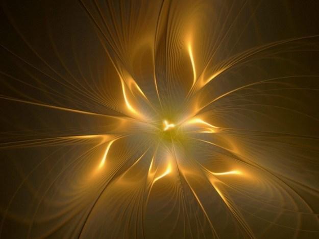 Упражнение — секрет золотого цветка.