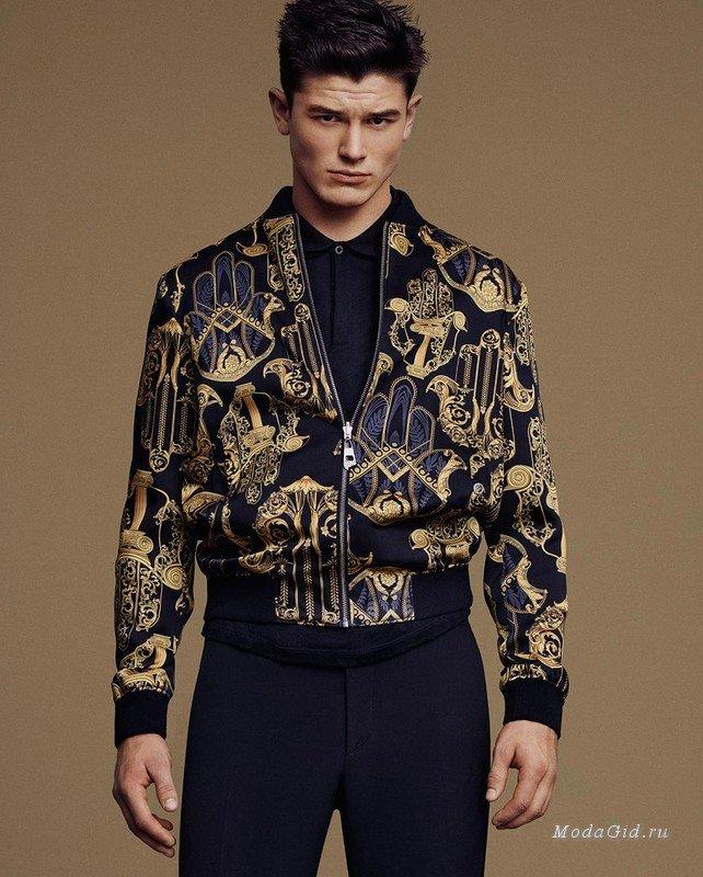 Versace Collection, весна-лето 2016