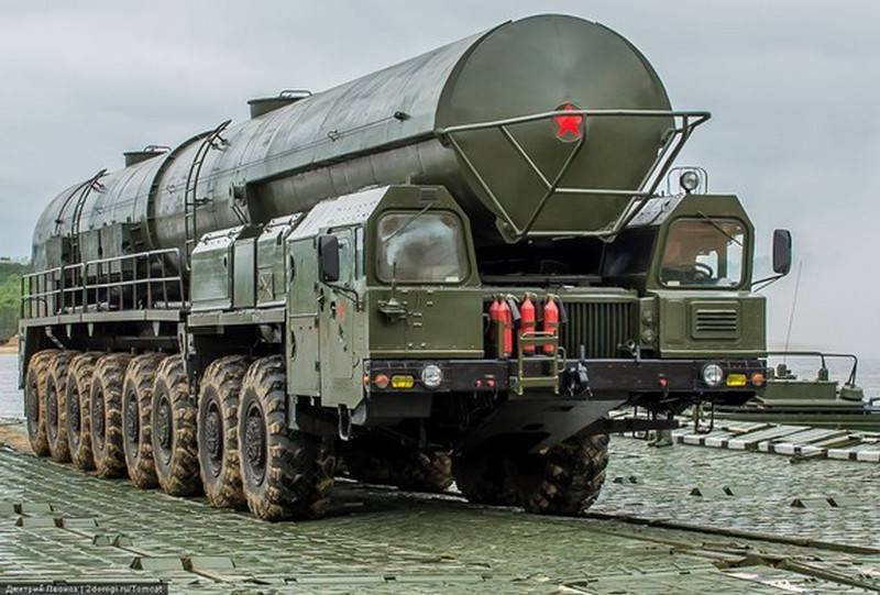 Россия наращивает боевой потенциал РВСН