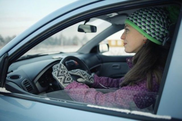 Советы водителям для безопасной езды зимой