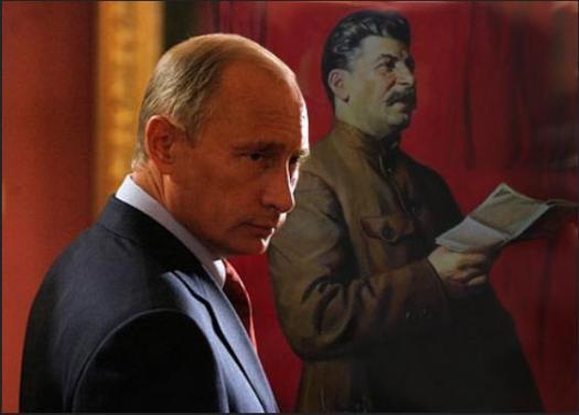Путин просто вынужден стать Сталиным