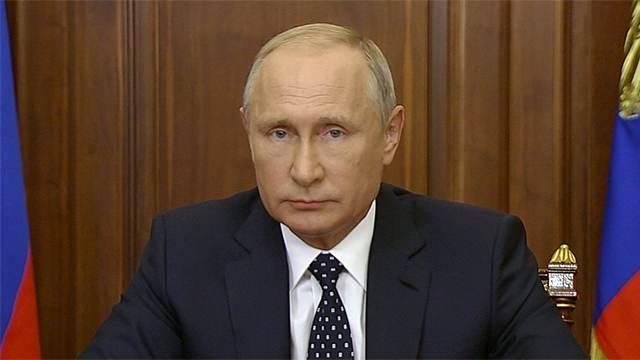 Самое важное в обращении Путина о пенсионной реформе