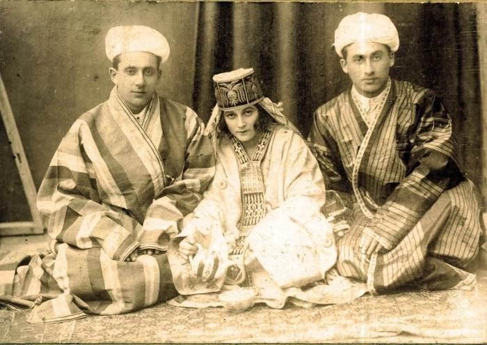 У евреев национальность определяется не по отцу, а по матери