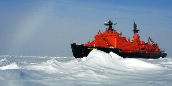«Россия как одержимая захватывает Арктику»: Американцы о лидерстве РФ на Северном Полюсе