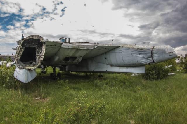 Кто возьмется за авиакладбище в Монино?