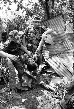 Кровавый синдром Америки. Как и почему США проиграли войну во Вьетнаме