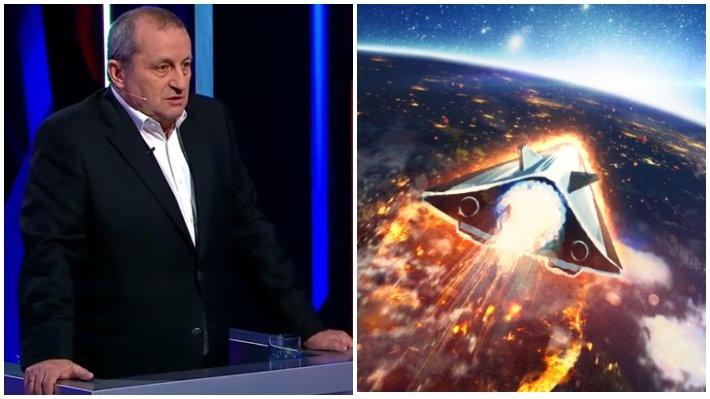 """Я. Кедми: """"У Москвы есть то, что убьёт США прежде, чем американские ракеты долетят до России"""""""
