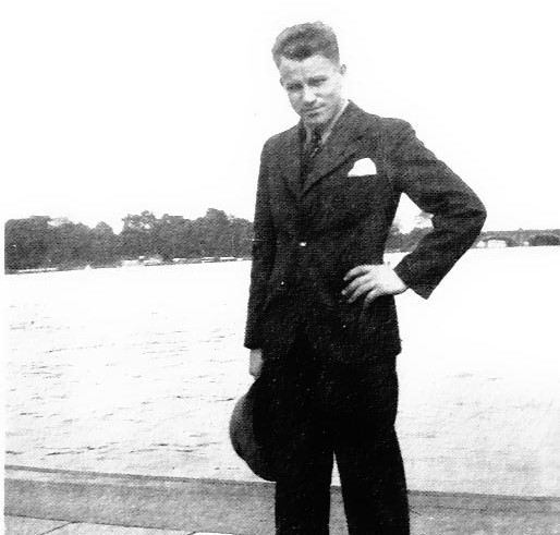 Любовь против нацизма: история человека, который отказался зиговать Гитлеру