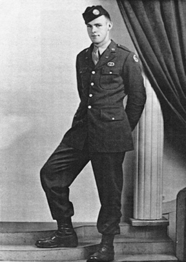 Джозеф Байерли. вов, иностранцы в Красной Армии, победа