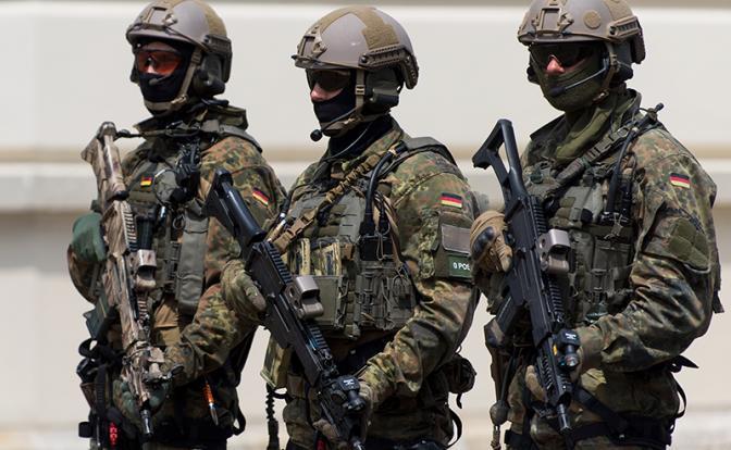 Неожиданно – вместо американцев в Идлиб зайдут немцы