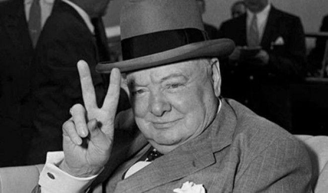 Сэра Уинстона Черчилля планировали убить конфетами
