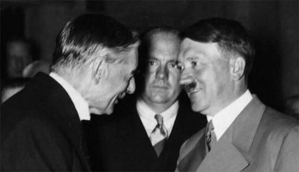 80 лет назад Лондон и Париж потребовали от Чехословакии отдать Гитлеру Судеты