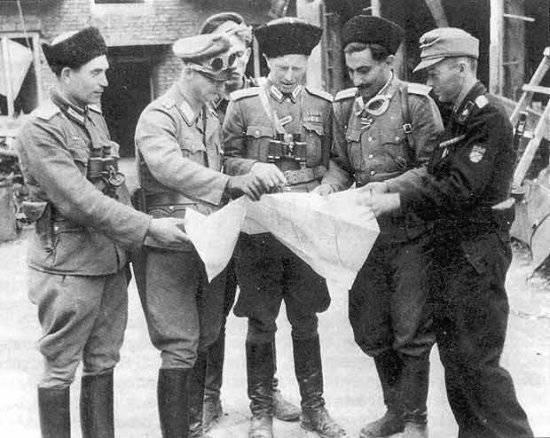 сколько же русских воевало на стороне Гитлера