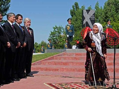 Легендарная киргизка Алтыбасарова выходила более 150 детей из блокадного Ленинграда