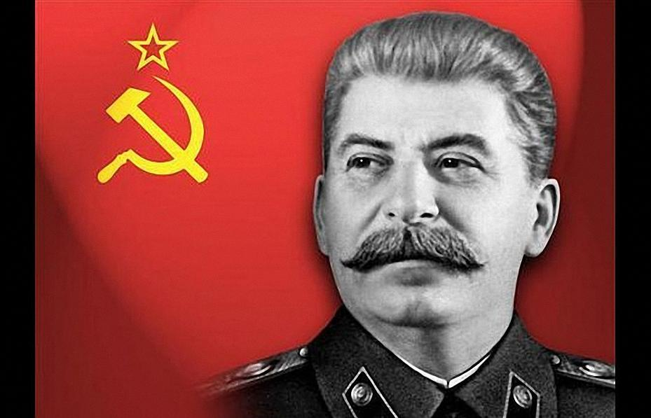 Иосиф Виссарионович Сталин и Гитлер
