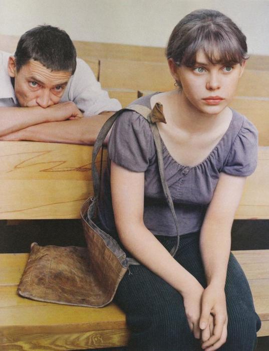 Ольга Машная и Валерий Приёмыхов. / Фото: www.vokrug.tv