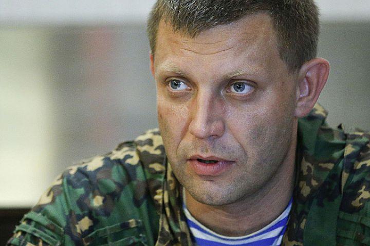 Захарченко: Киев потерял контроль над нацбатами и правосеками