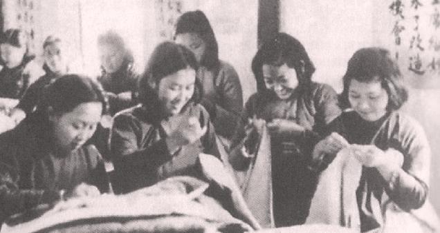Реабилитационный центр, в котором бывшие проститутки получают новые профессии бордели, жрицы любви, китай, продажная любовь, проституция