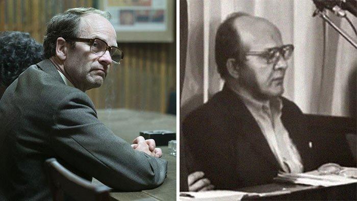 Адриан Роулинс и Николай Фомин, главный инженер