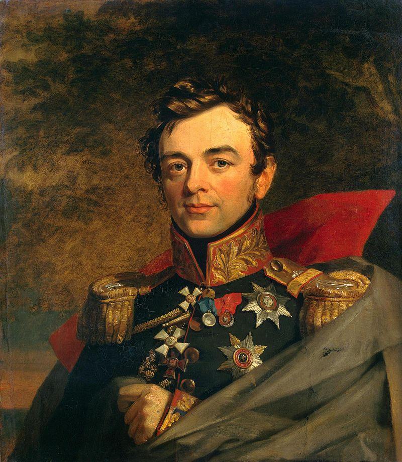 О графе Паскевиче – и начале его карьеры