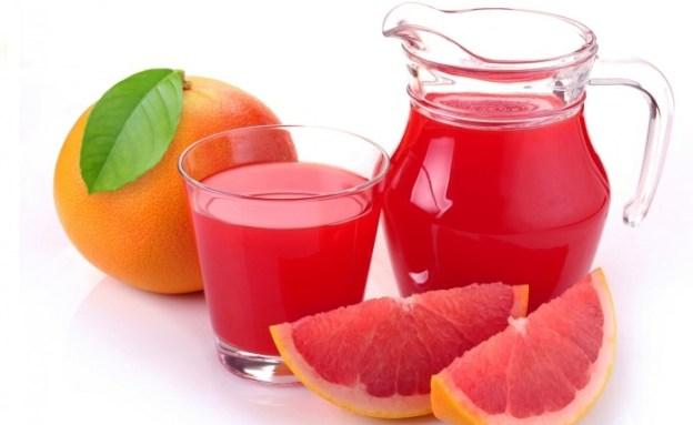 Очищение печени грейпфрутовым соком - польза