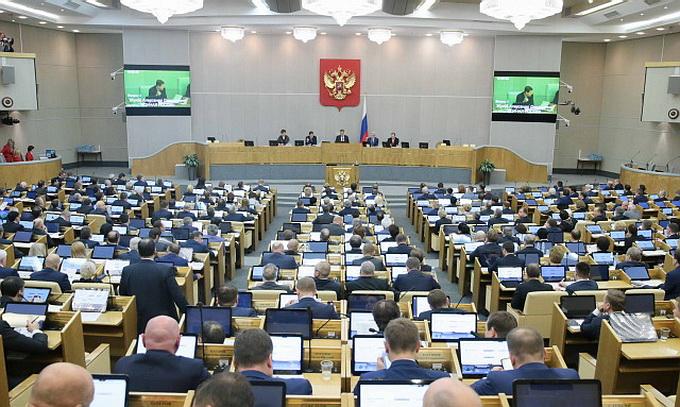 В Госдуме готовят закон о льготах для граждан ЛДНР