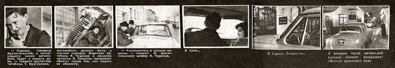 Чудеса советского сервиса СССР, авто, интересно, история, каршеринг, прокат автомобилей, советский союз