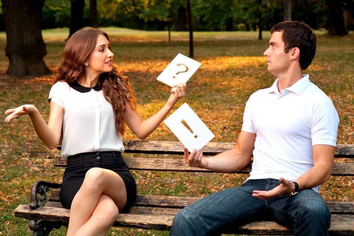 Мужская и женская природа