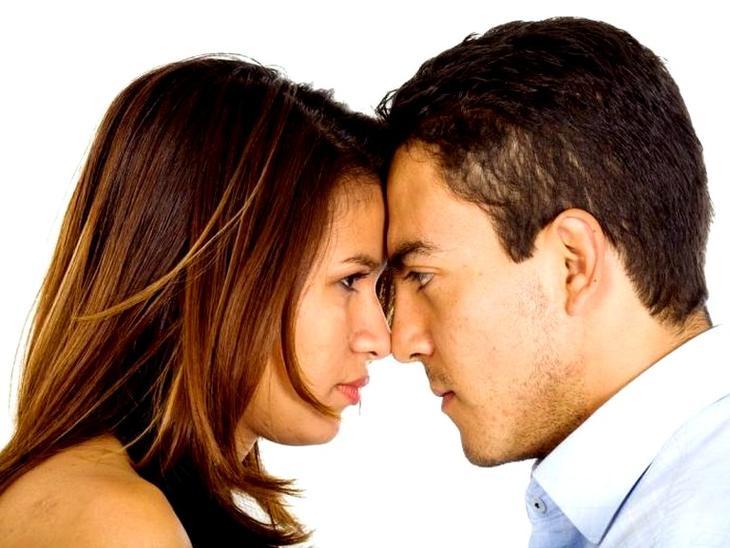 Психология отношений между женщинойи мужчиной